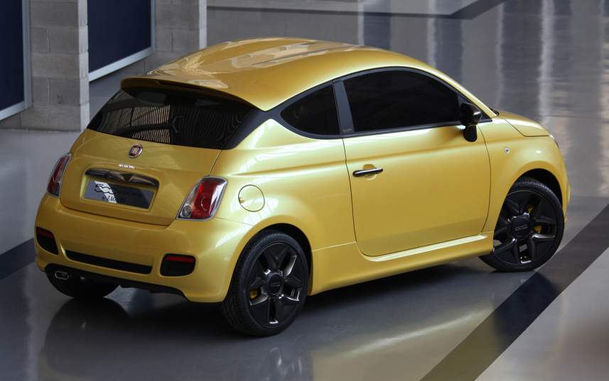Fiat 500 Coupe (2011)
