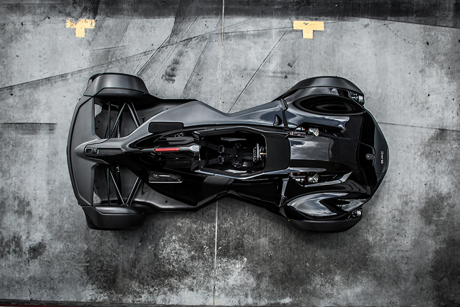 Visto en Mobile World Congress: BAC Mono con carrocería de grafeno