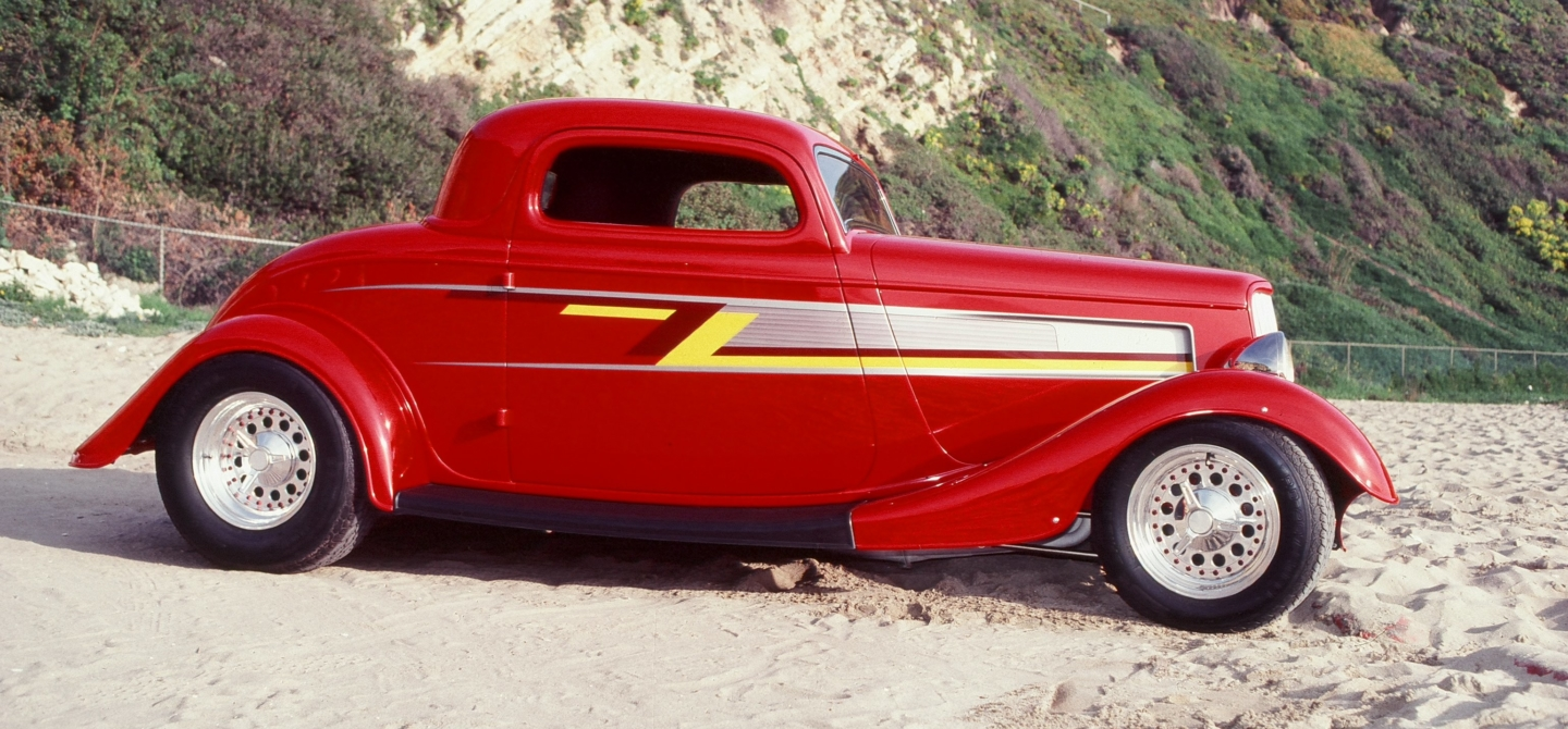 Eliminator Ford 1933 ZZ Top