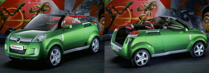 Opel Frogster (2001)
