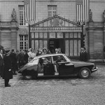 Citroën DS con Jackie Kennedy 1961