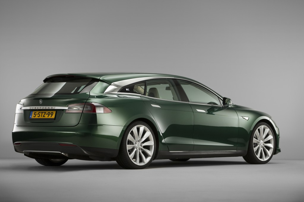 Tesla S Shooting Brake de RemezCar