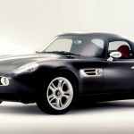 BMW Z07 Concept 1997 Coupe