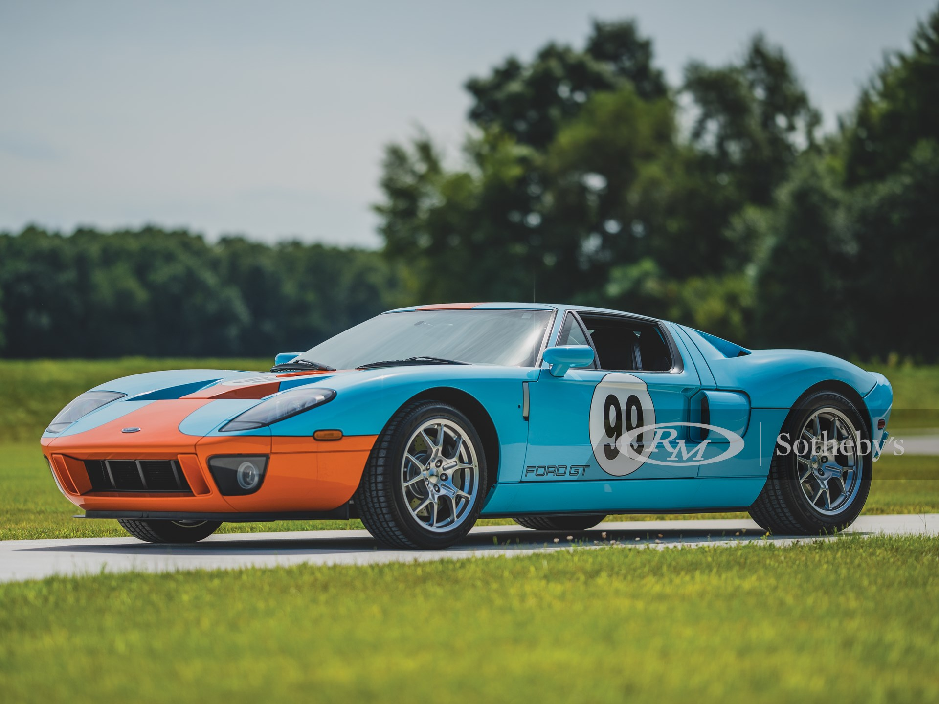 2006 Ford GT Heritage Darin Schnabel - Cortesia de RM Sotheby's