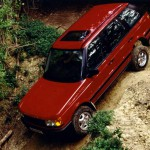 Range Rover 1994 HSE Off-Road