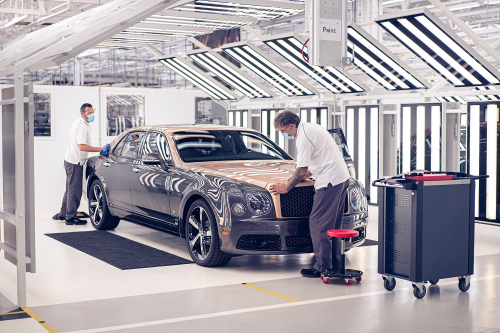 Mulsanne-End-of-Production