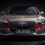 Frontal Clase S Mercedes-Maybach